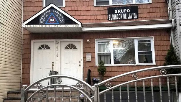 Group El Rincon, recovery, drugs,anexo,home